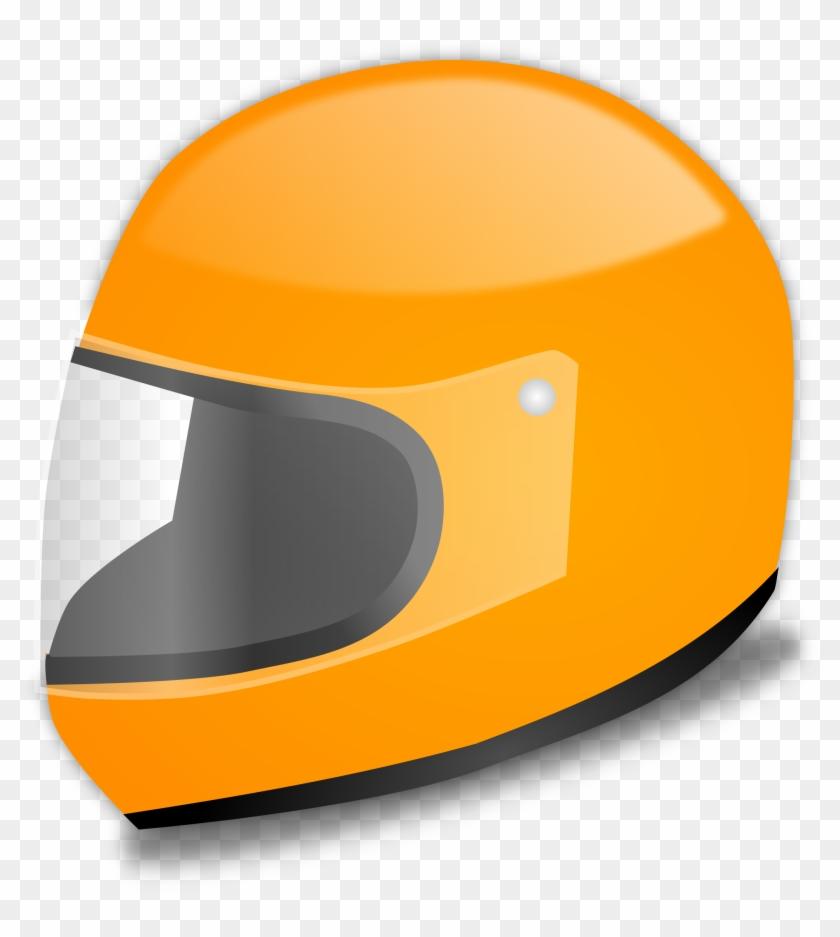 Tomato Transparent Png Sticker - Race Car Helmet Clipart #2676