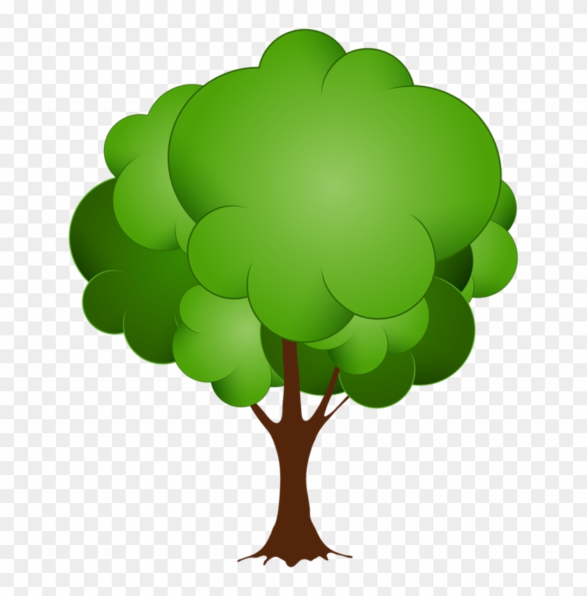 Green Tree Png Clip Art In Category Trees Png / Clipart - Green Tree Png Clip Art In Category Trees Png / Clipart #282