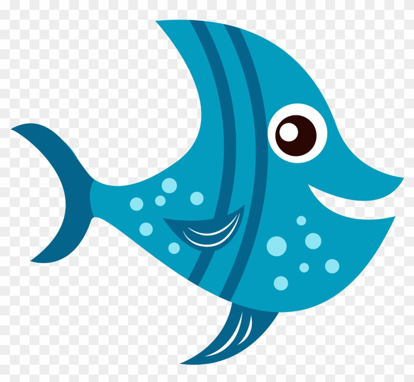 Fish Clipart Png Image 03 - Fish Cartoon Png #2693