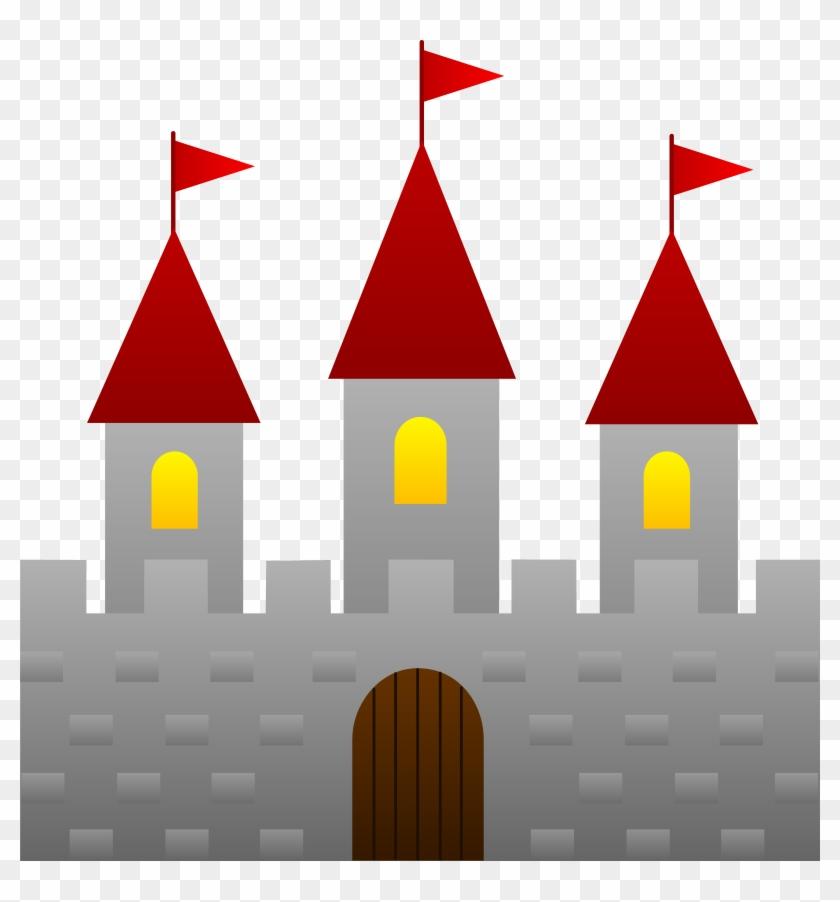 Castle Clip Art - Castle Clipart #2714