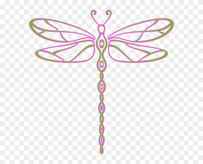 Dragonfly Clipart #2743