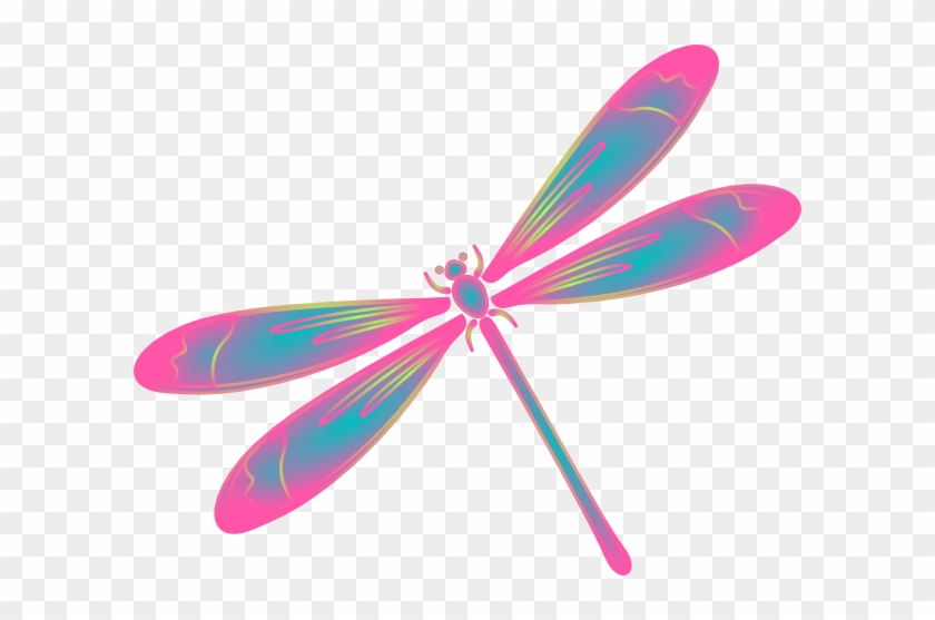 Dragonfly Clipart Transparent Background #2759
