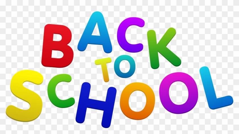 Free Back To School Clipart The Cliparts - Welcome Back To School #2821