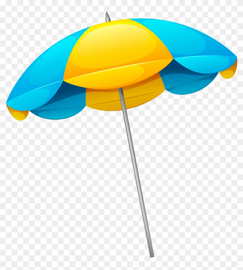 Beach Umbrella Cliparts Free Download Clip Art Free - Beach Umbrella Png #2837