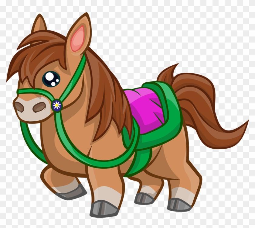 Horse Clip Art - Cute Horse Clip Art #2857