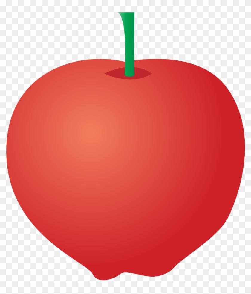 Apple Clipart Transparent Background - Clip Art #2870