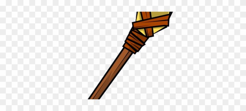 Indian Clipart Spear - Lanza De La Prehistoria #2847