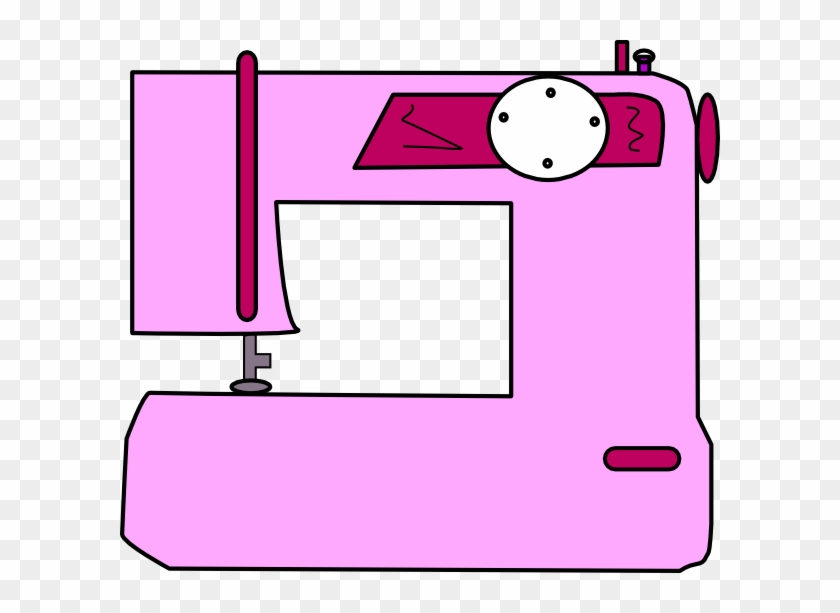 Sewing Machine Picture Cartoon #2917