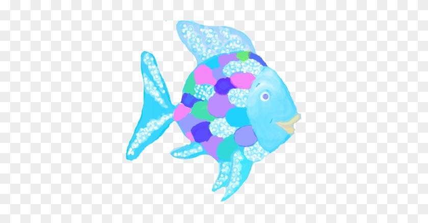 Rainbow Fish Clip Art - Rainbow Fish Clip Art #2927