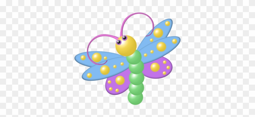 Dragonfly Clip Art - Dragonfly Clipart Png Gif #2962