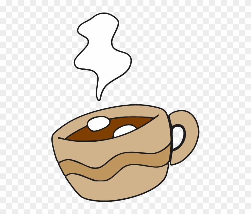 Free Hot Cartoon Chocolate Cartoon Free Download Clip - Cartoon Hot Chocolate With Marshmallows #2949