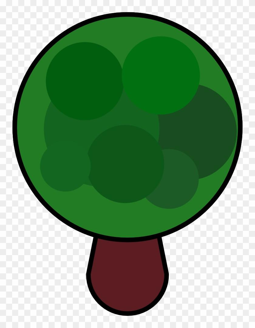 Stupid Comic Tree Clipart, Vector Clip Art Online, - Comics #3013