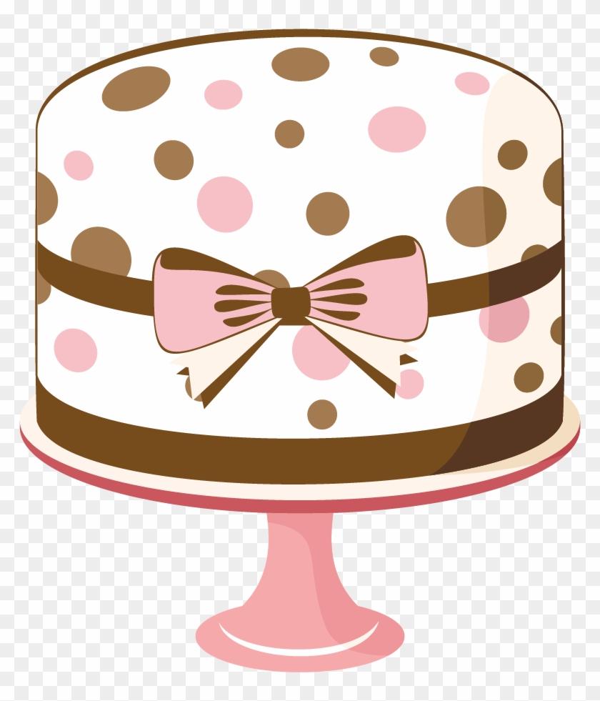 Clip Art Cake Vector Happy Birthday Clipart Free For - Cake Clip Art Free #3042