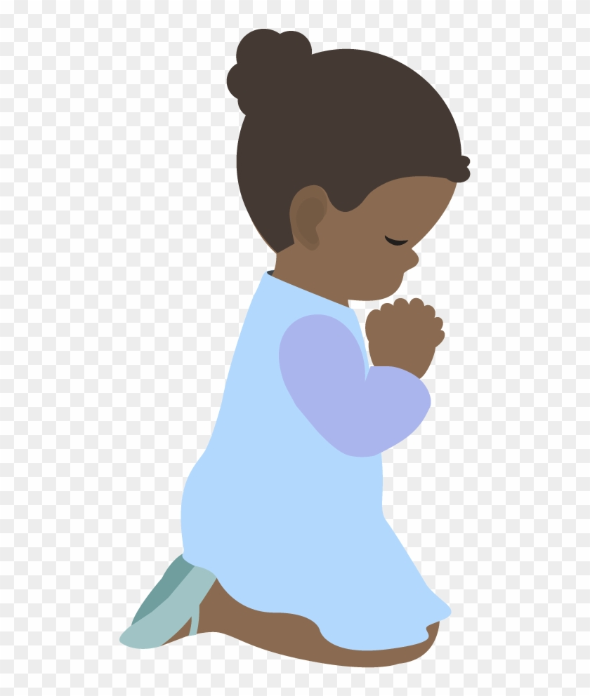 Child - Prayer - Clipart - Praying Child Clipart #3050