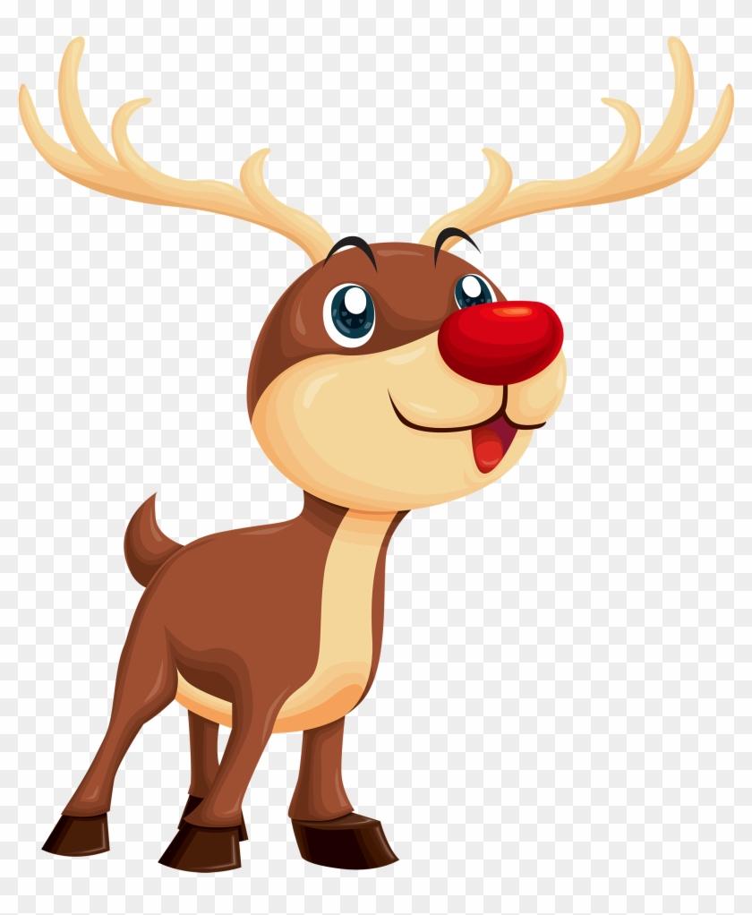 Rudolph Clipart #3051