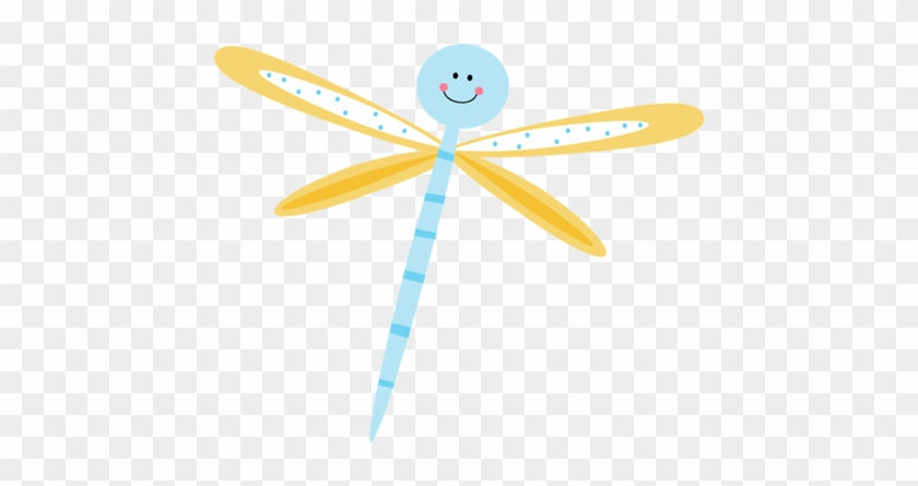 Pretty Dragonfly - Sky Blue Dragonfly #3041