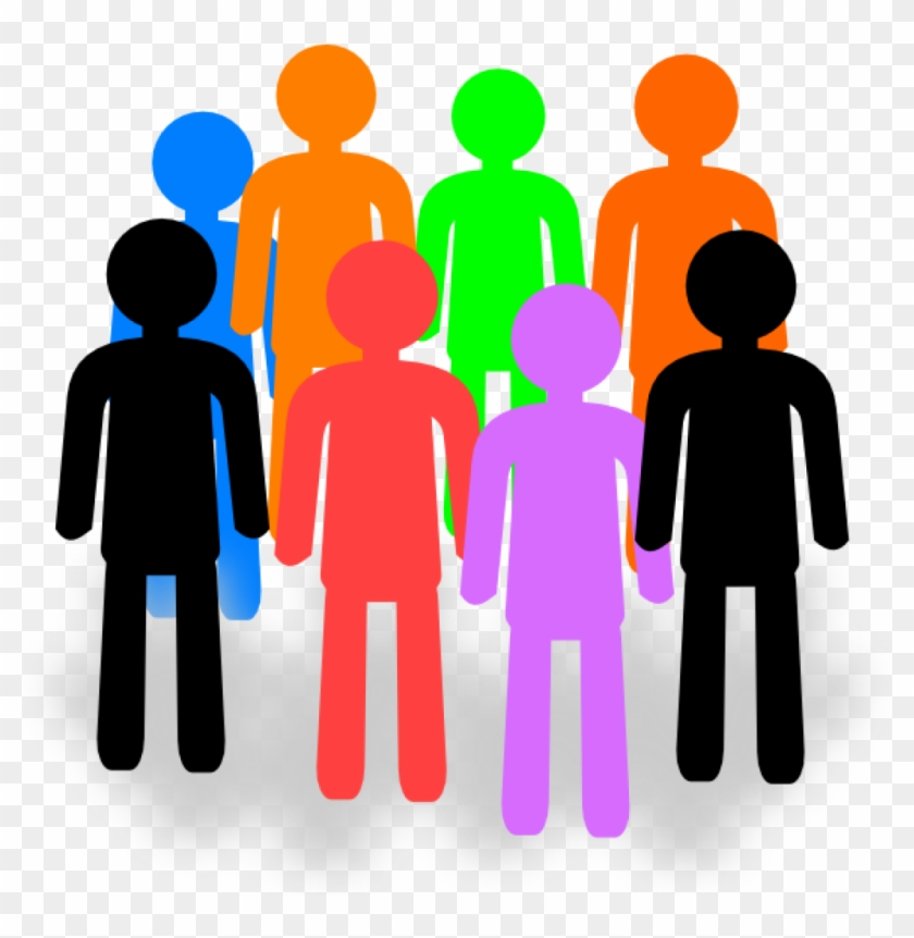 group of people clipart group clip art at clker vector group rh clipartmax com group of people clip art bible Group of Business People Clip Art