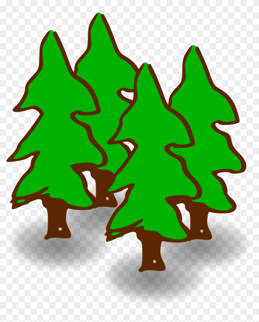 Forest Clip Art - Forest Clip Art #326