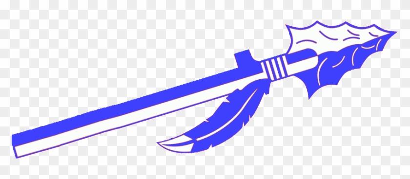 Indian Clipart Spear - Easton High School Warriors #3072
