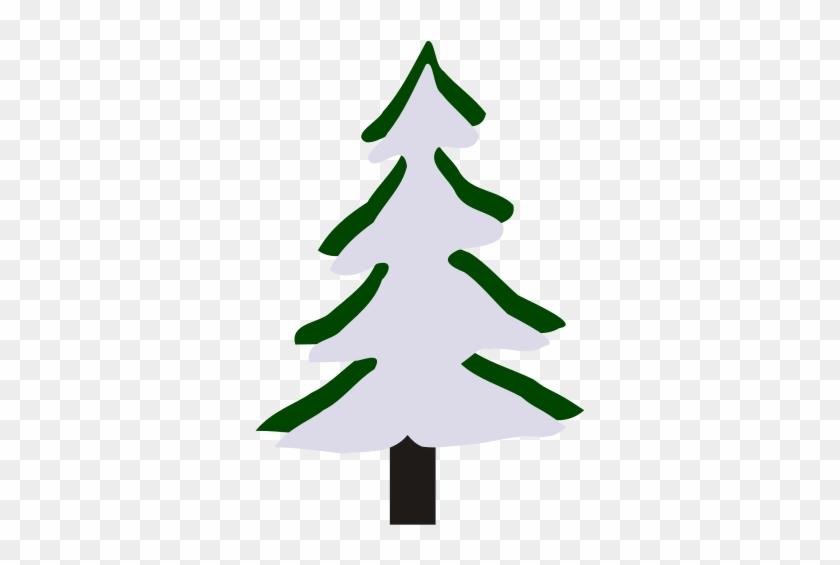 Winter Tree Clipart #315