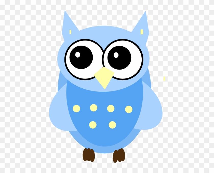 Cute Baby Owl Clipart Clip Art - Baby Owl Clip Art #3201
