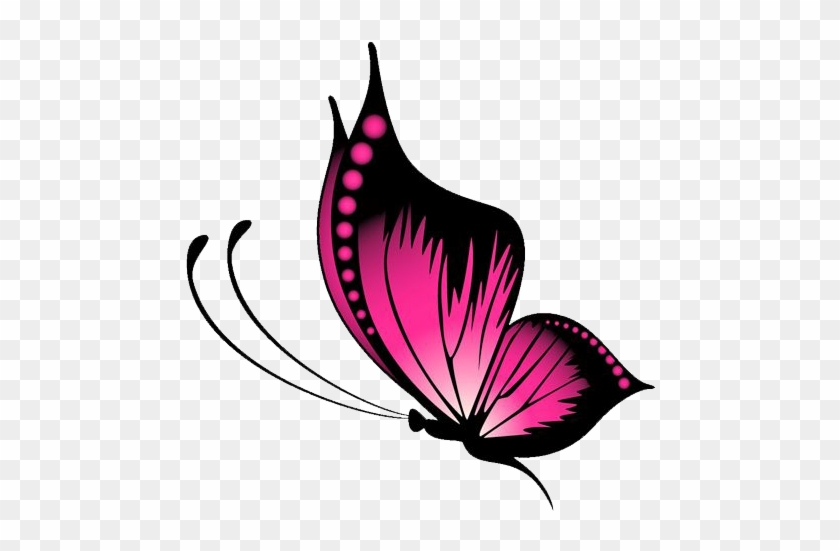 Butterfly Png Images Transparent Free Download Pngmart - Butterfly Tattoo Design Png #3228