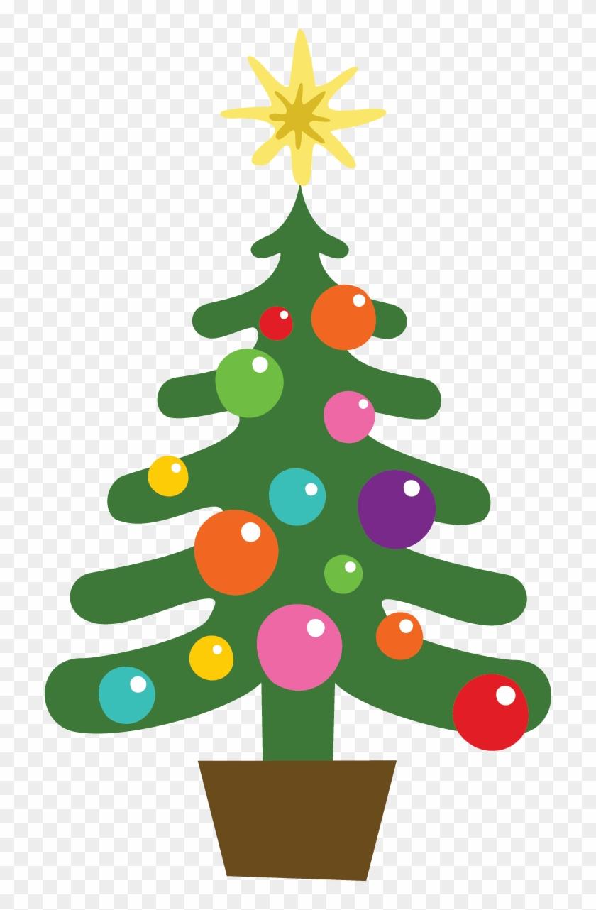 Christmas Holiday Clipart Archives Free Clip Art Stocks - Holiday Tree Clip Art #3252