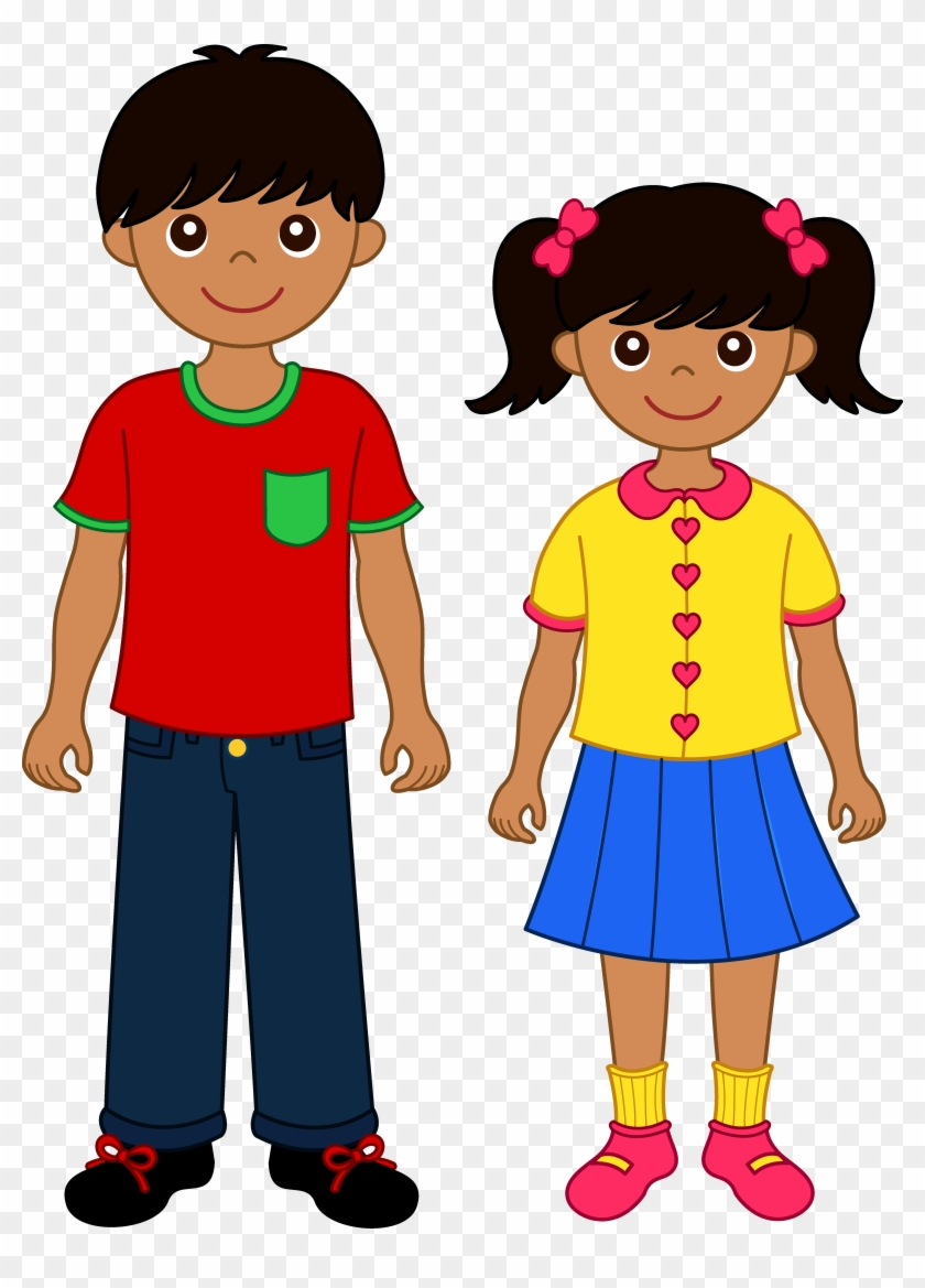 Children Cartoon Clipart - Quel Age As Tu #3335