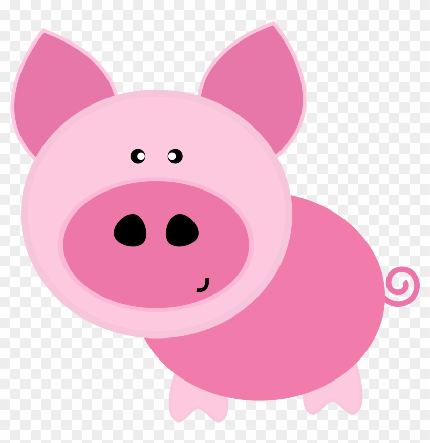 Pig Clipart Pigclipart Pig Clip Art Animal Photo And - Farm Pig Clip Art #3325