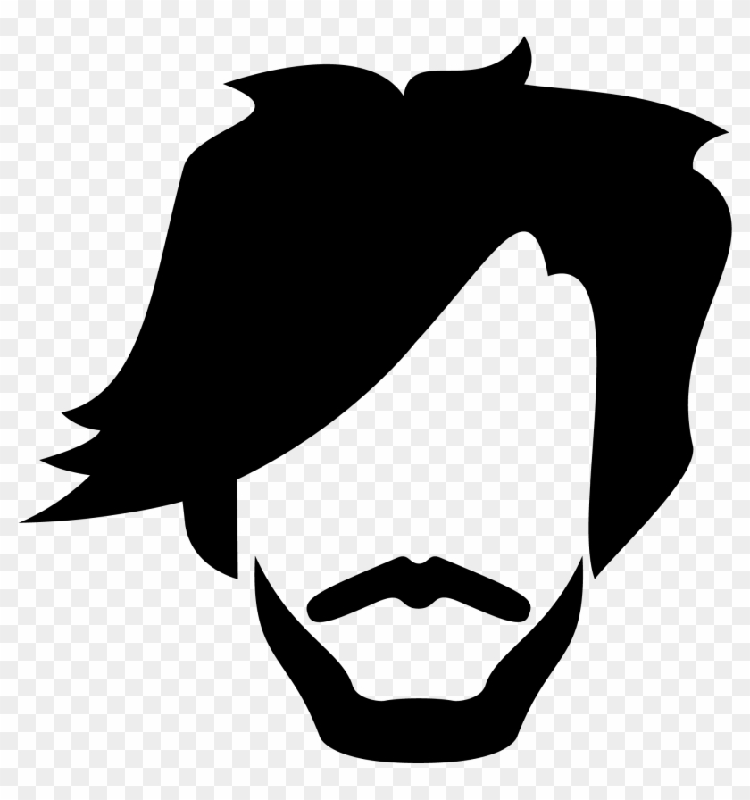 Men's Hair Cut Icon - Maple Leaf Silhouette Png #3283
