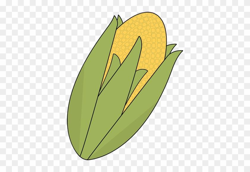 Ear Of Corn - Ear Of Corn Clipart #3342