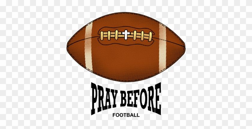 Football Prayer - Prayer Football #3351