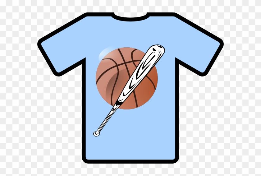 Baseball Tshirt Clip Art - T Shirt Clip Art #3377