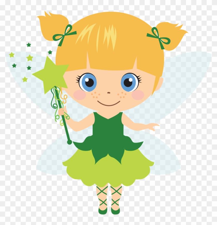 Ch B *✿*clipart Fairy Dressup - Fairy Clipart #3402