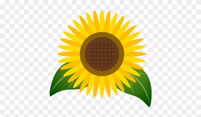 For Download Free Image - Sunflower Cartoon #3383
