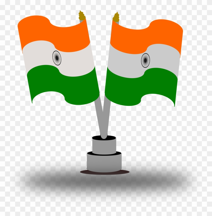 Big Image - National Flags Of India Drawing #3421