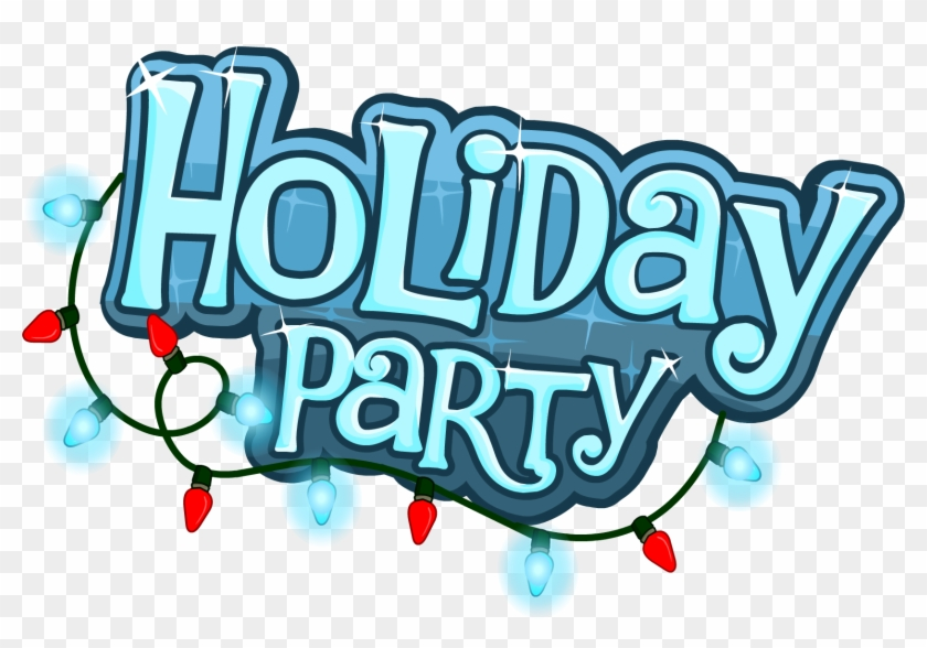 Free Holiday Party Invite Clipart - Holiday Party Clipart #3435