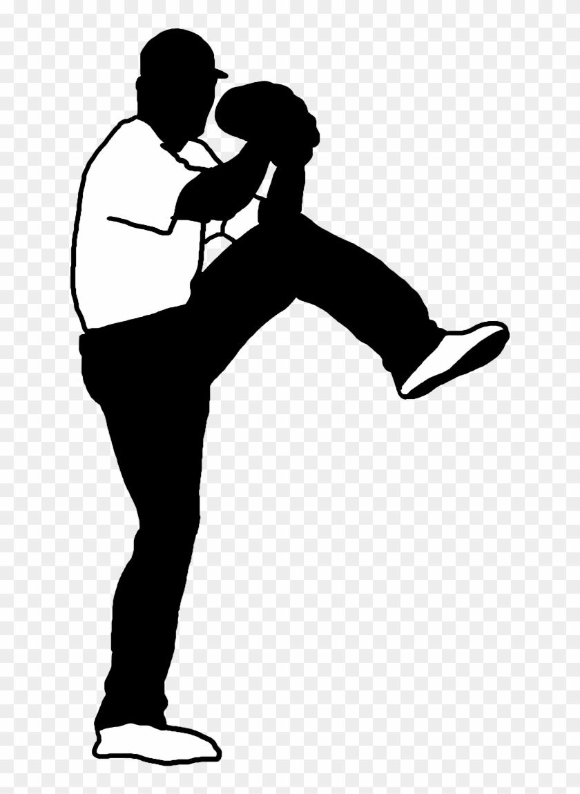 Baseball Clipart - Png Clipart Baseball Pitcher #3381