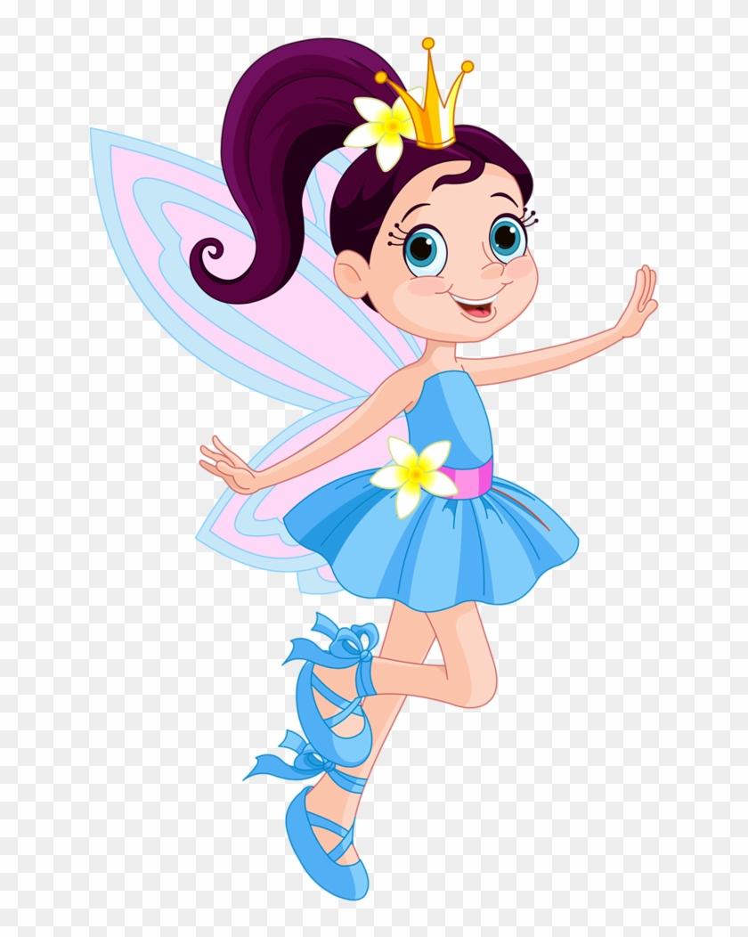 Fadas, Anjos Gnomos E Etc - Fairies Cartoon #3492