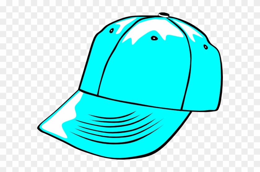 Baseball Cap Clip Art At Clker - Clip Art Baseball Hats #3553