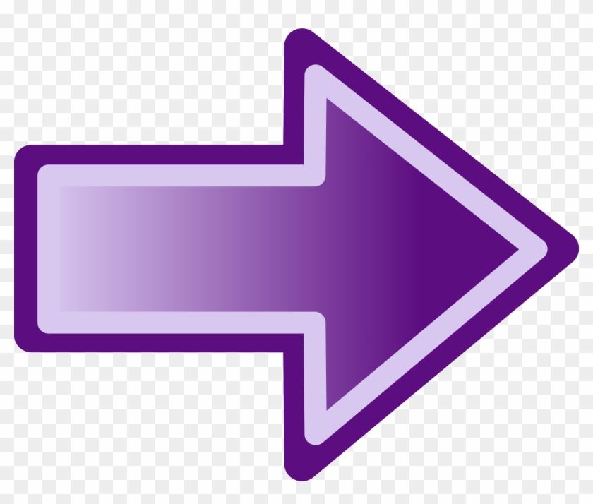 Arrows Arrow Clip Art Free Clipart Images 2 Clipartix - Purple Arrow #3658