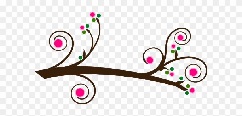 Tree Branch Clip Art Free - Tree Branch Clip Art Free #365