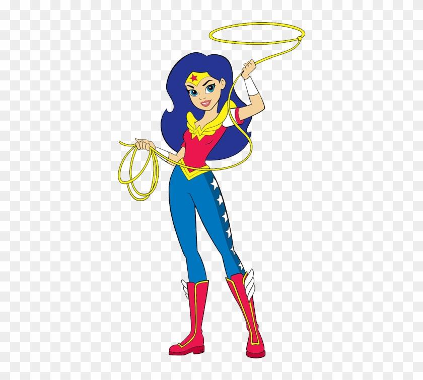 Supergirl Batgirl Batgirl Wonder Woman Wonder Woman - Dc Superhero Girls Wonder Woman #3695