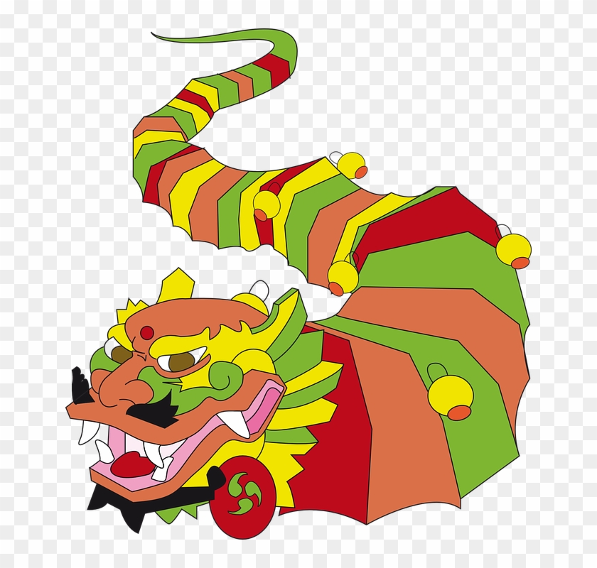 creature dragon chinese animal creature chinese new year dragon clipart 3762
