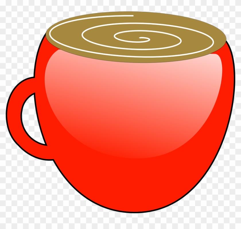 Hot Chocolate Clipart Animated - Hot Cocoa Mug Clipart #3779