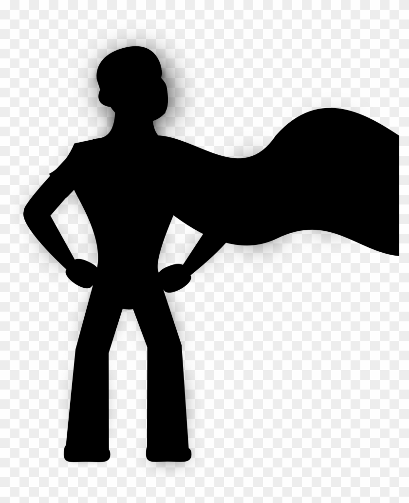 The Batman Syndrome Project Community - Super Hero Clipart #3708