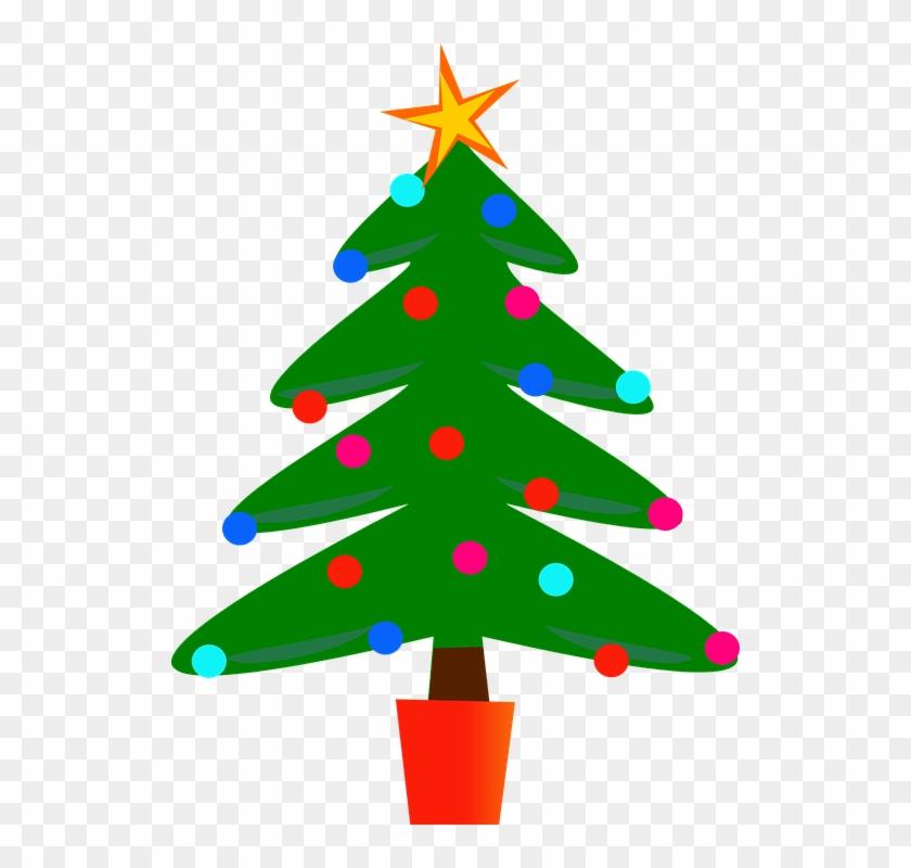 Christmas Tree Fir Tree X-mas Xmas Christmas - Christmas Tree Royalty Free #3764