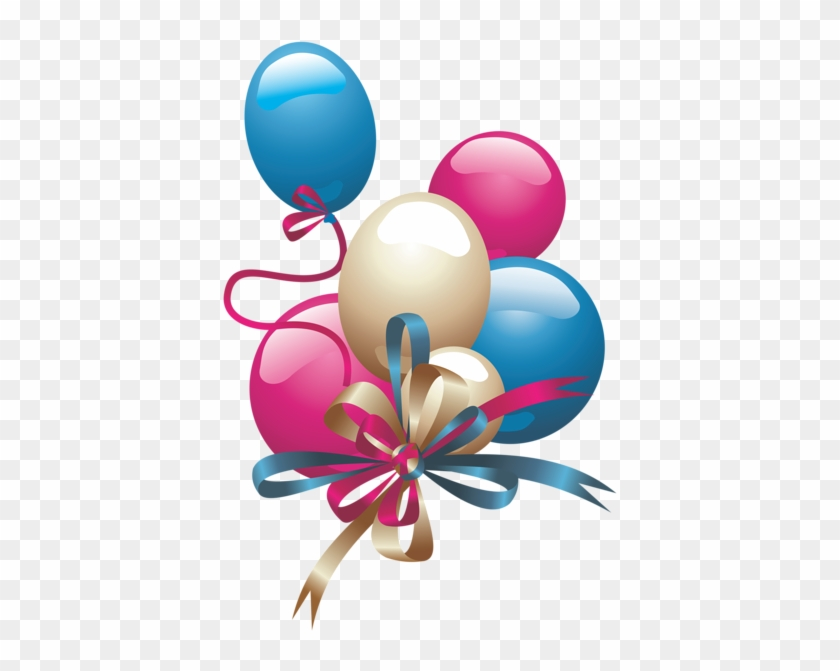Balloons Png Clipart Happy Birthday Vector Free Free
