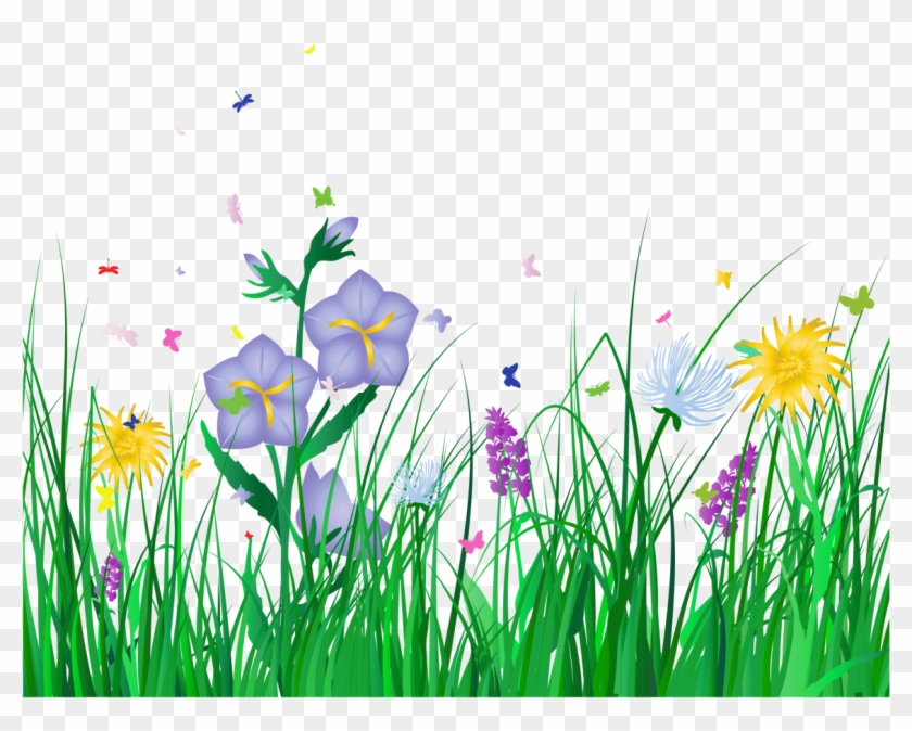 Flower Clipart With No Background - Flower Clipart With No Background #3856