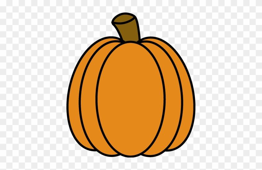 Autumn Pumpkin Clip Art - Pumpkin Clip Art #3908